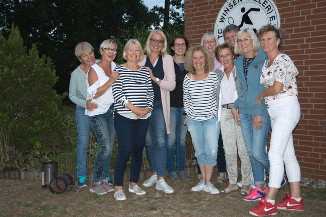 Tennisevent Damen